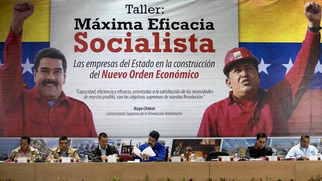 Desentrañan nuevo enredo de jerarcas chavistas que engulleron 2,000 millones de euros