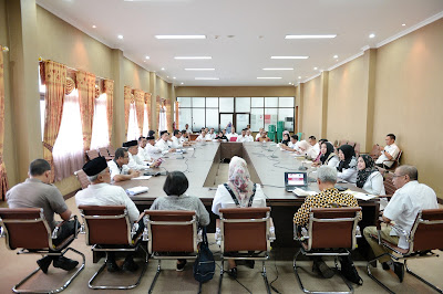 Bima Jadi Kabupaten Layak Anak, Tim VL Dialog Dengan Bupati