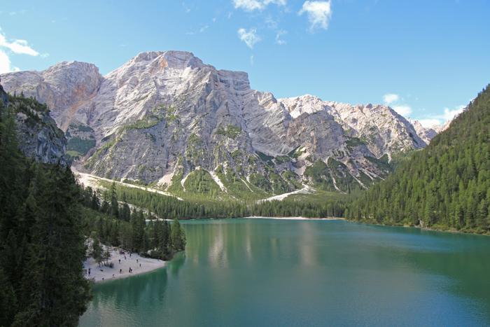 Pragser Wildsee / Lago di Braies