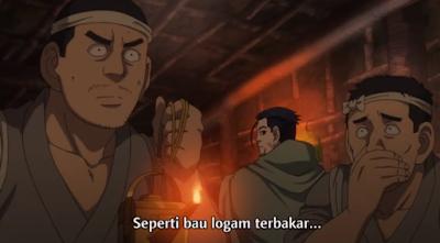 Golden Kamuy Episode 14 Subtitle Indonesia