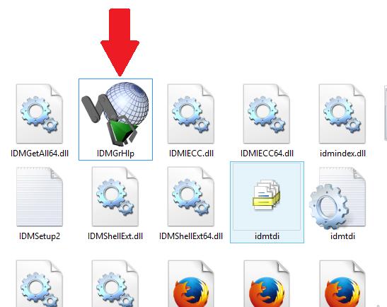 التخلص من رسائل intrrtnet download manager