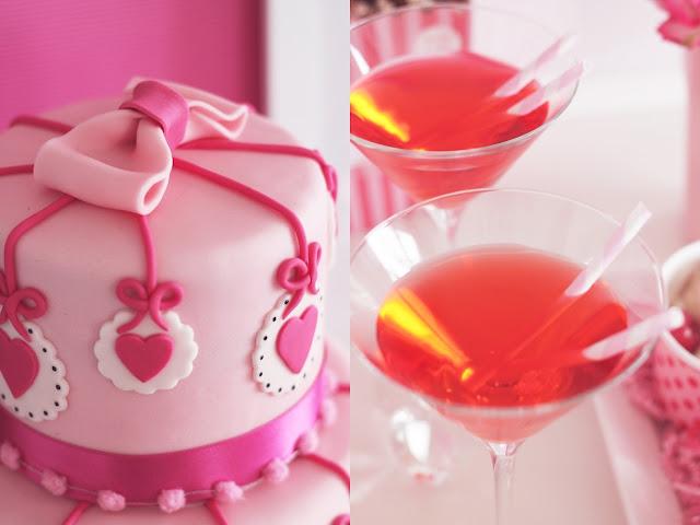 Cosmopolitan Fondant Cake Torte selber machen