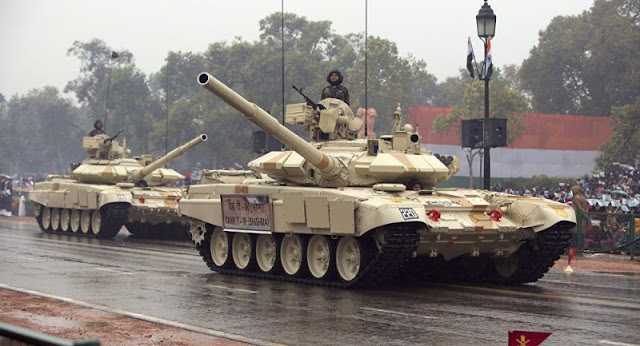 Ketegangan Perbatasan Kian Memanas India Kirimkan 100 Tank di Perbatasan China