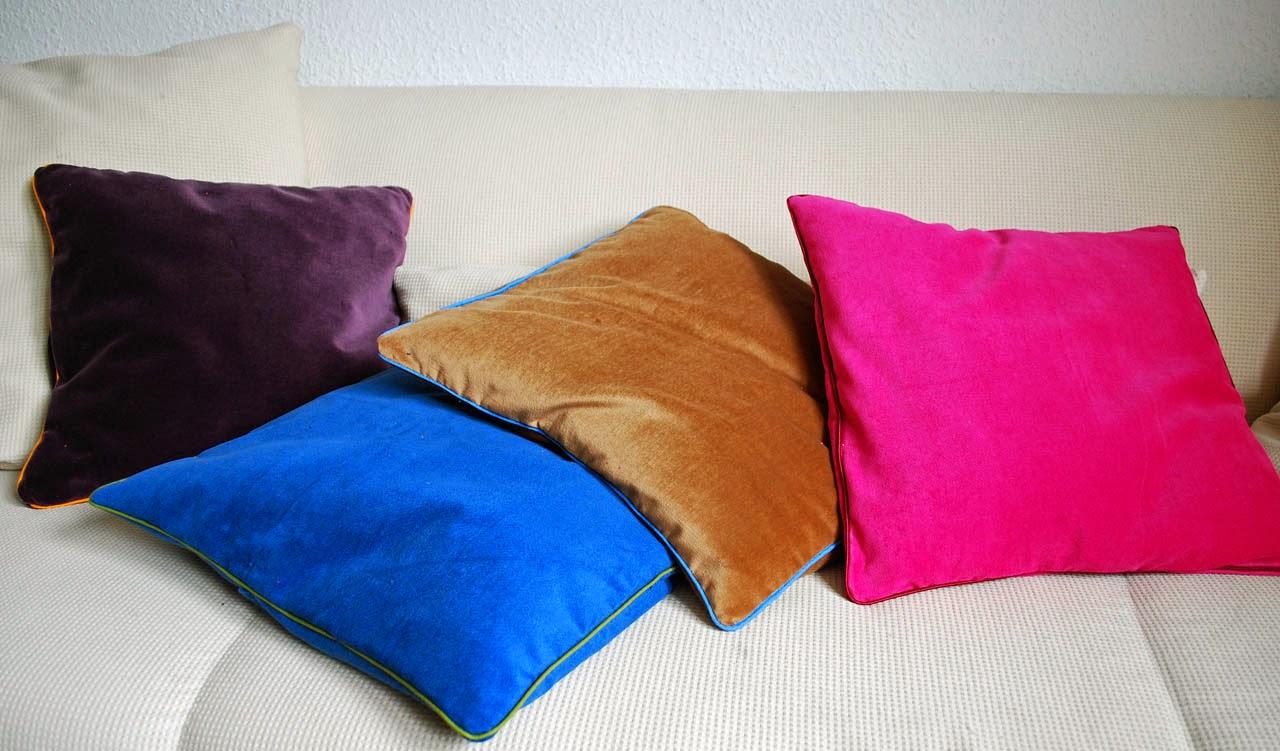 siebensch n design herbstkissen. Black Bedroom Furniture Sets. Home Design Ideas