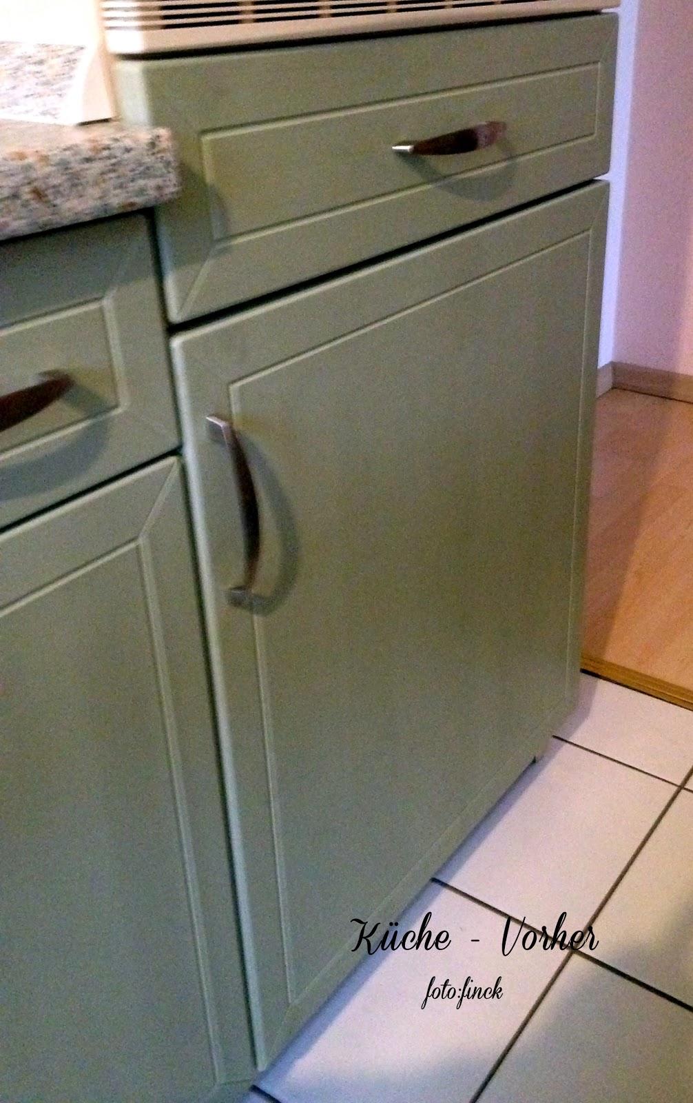 Renovierung von Küchenmöbeln - Firma Finck : Mit neuen ...