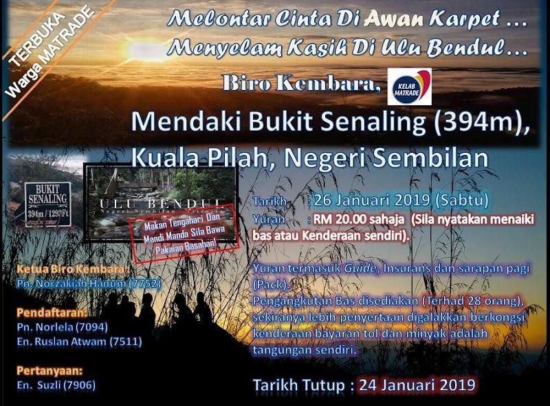 Bukit Senaling Part 1