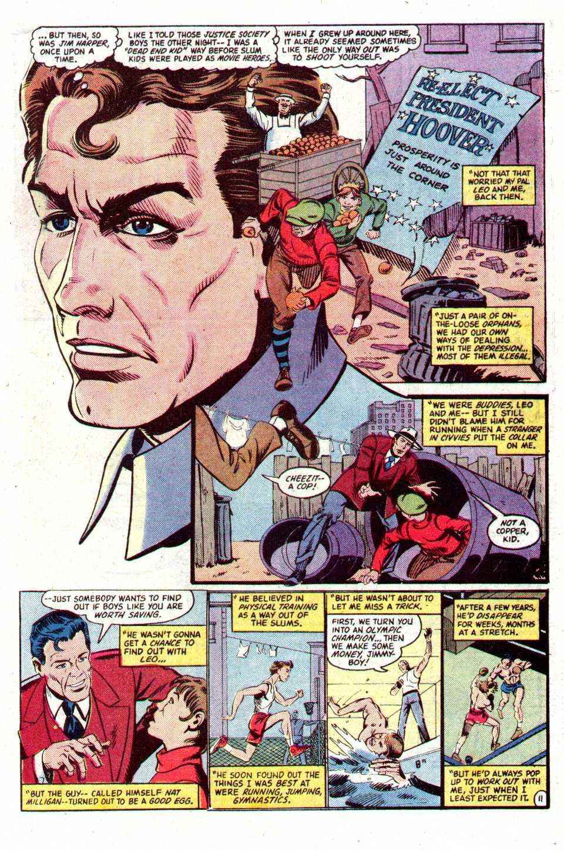 Read online Secret Origins (1986) comic -  Issue #19 - 32