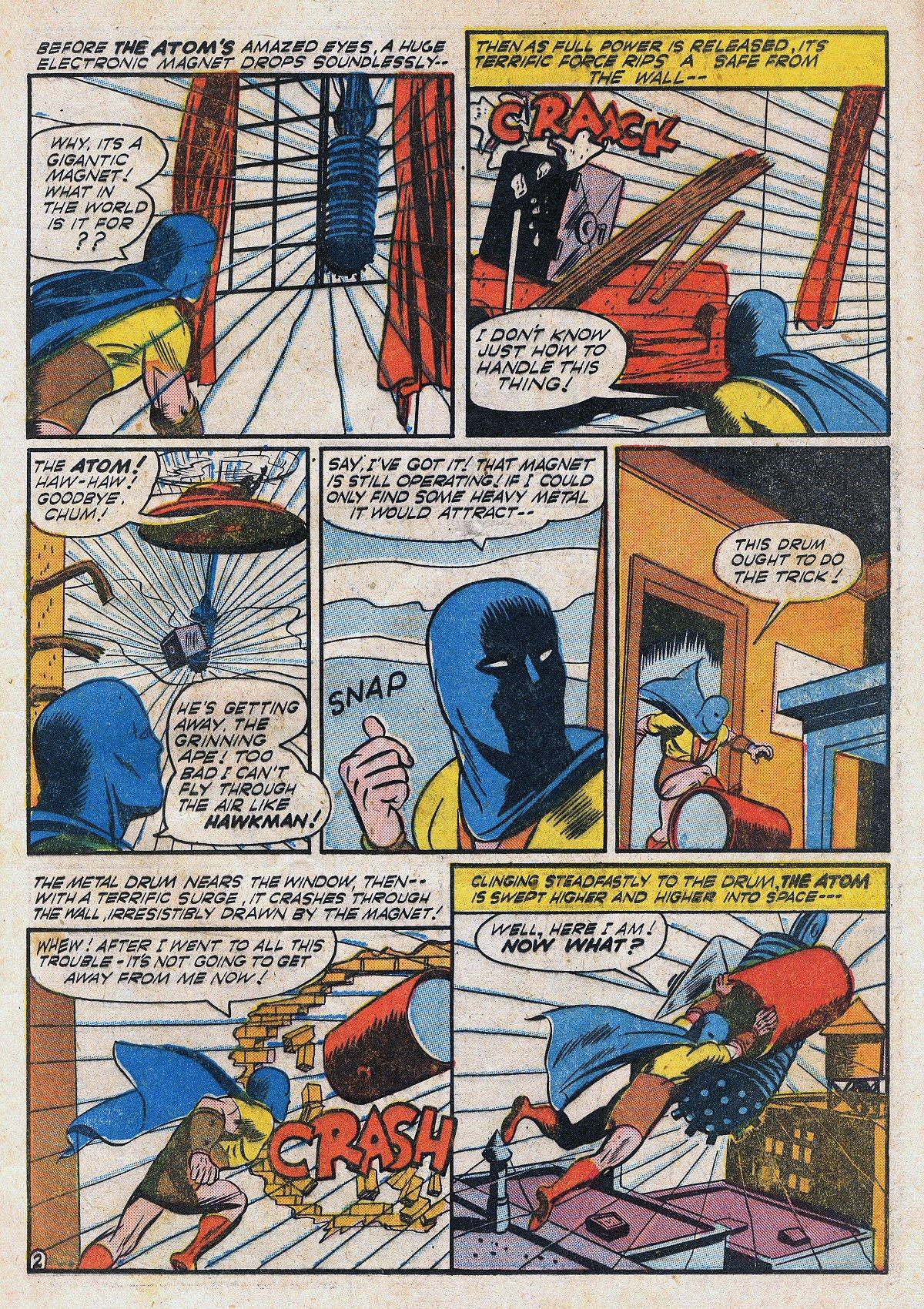 Read online All-Star Comics comic -  Issue #20 - 20