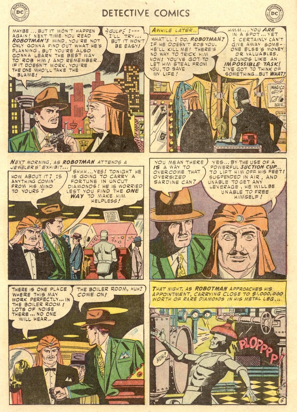 Read online Detective Comics (1937) comic -  Issue #186 - 29