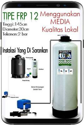 filter penjernih air rumah tangga