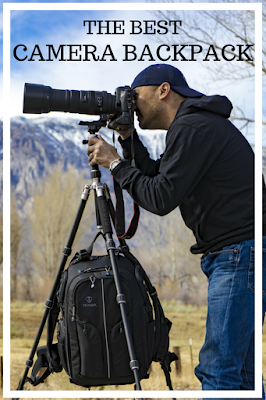 Travel the World: Review of the Tenba Shootout, the best DSLR camera backpack.