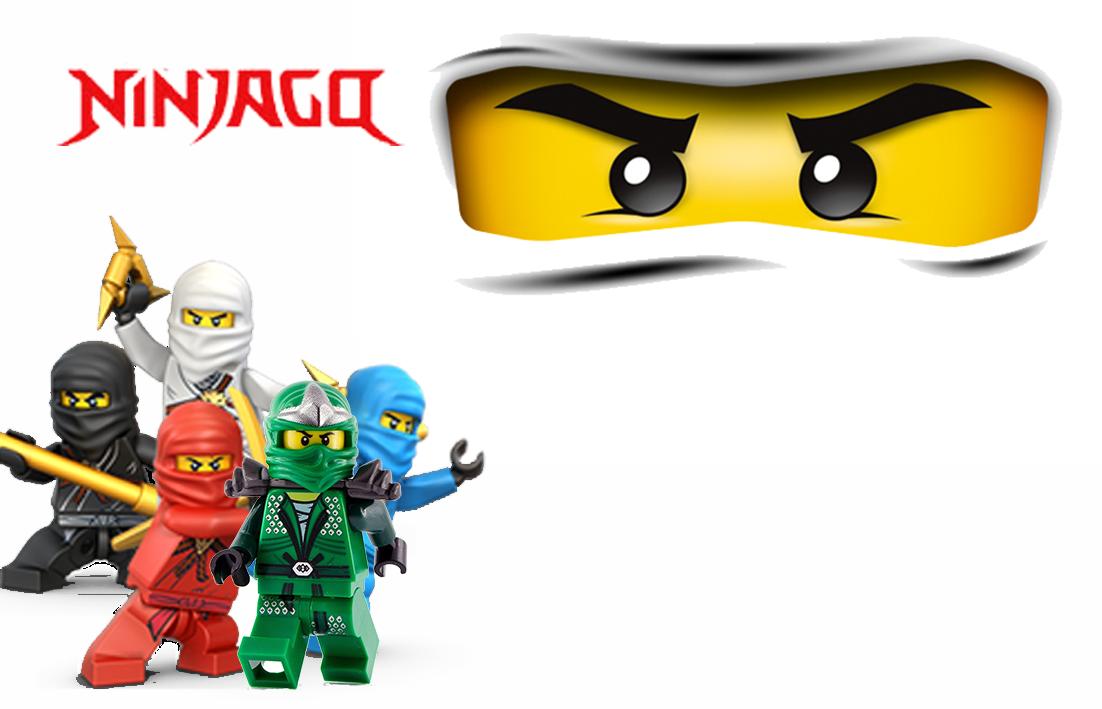 ninjago party free printable kit oh