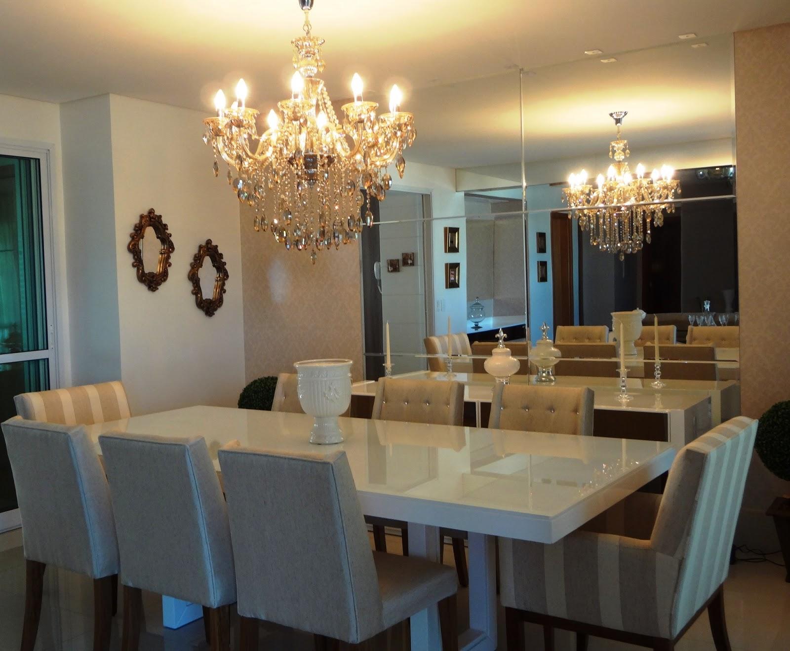Buffet Sala De Jantar Laca ~  Casa Clean 21 Salas de Jantar dos Sonhos com Buffet ou Aparado