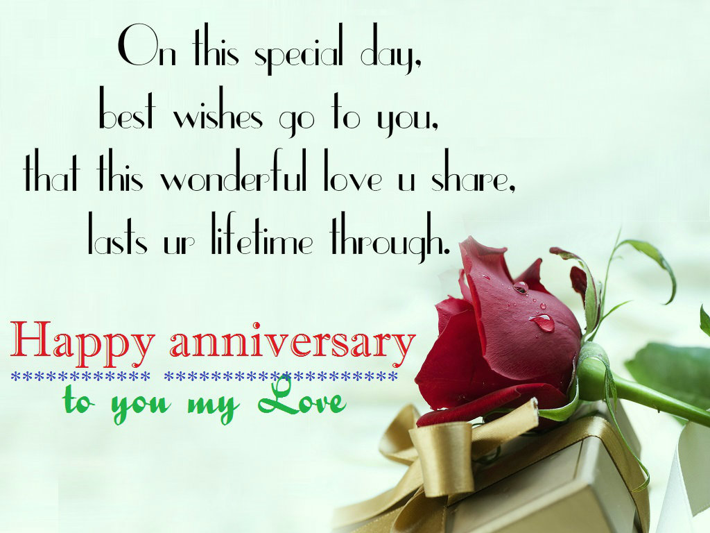 Top Result Hy Wedding Anniversary Wishes To Lovely