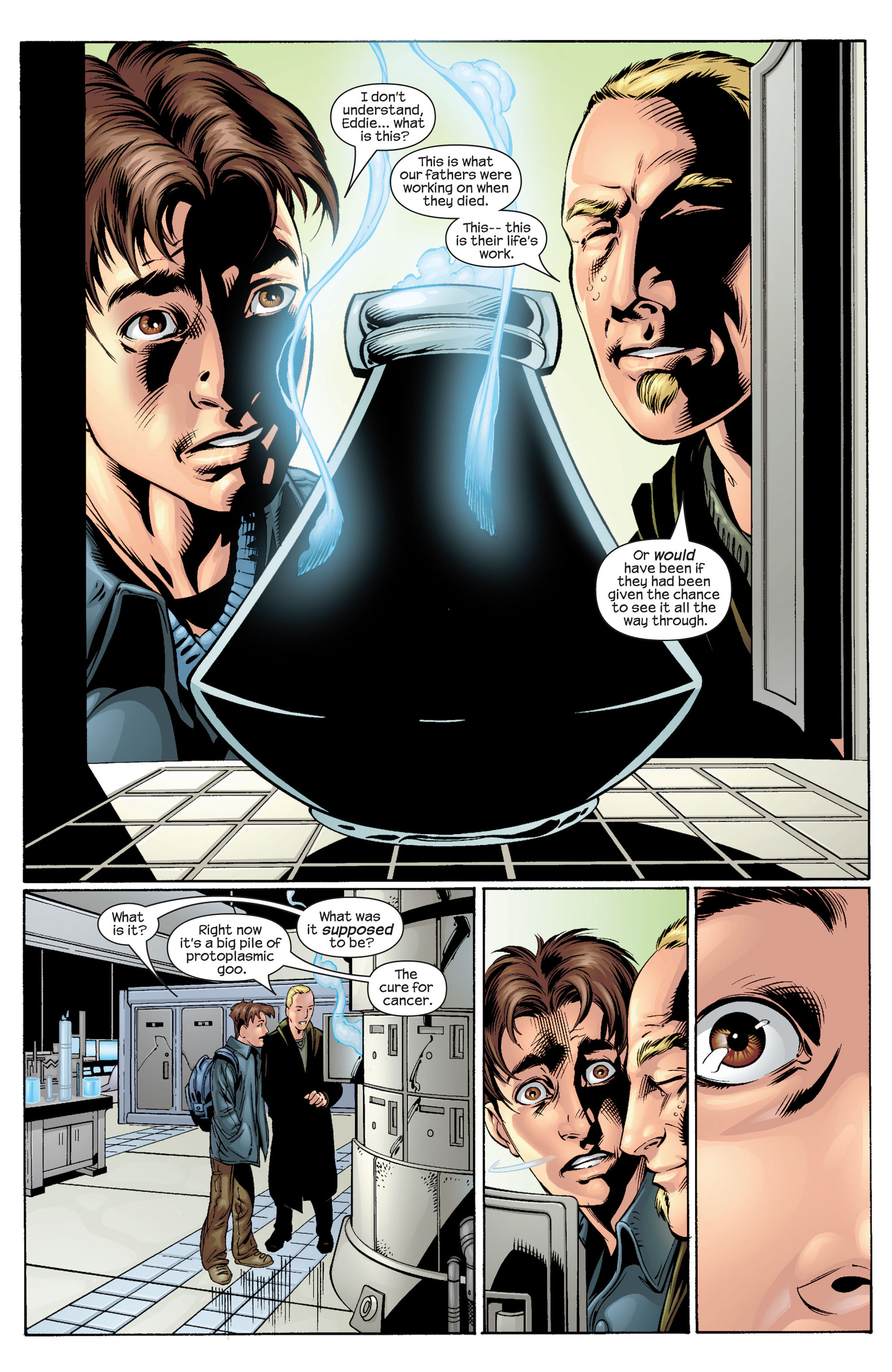 Read online Ultimate Spider-Man (2000) comic -  Issue #34 - 3