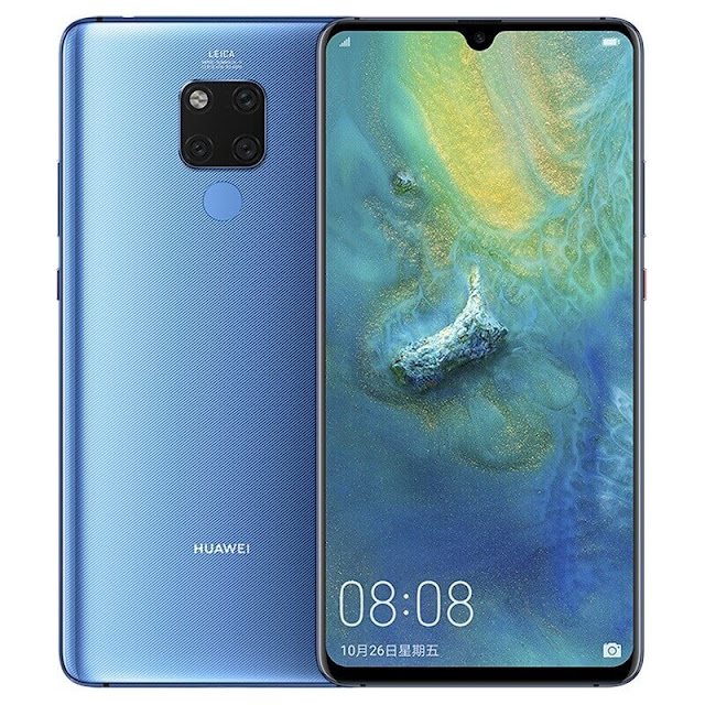 سعر ومواصفات هاتف Huawei Mate 20 X فى مصر والدول العربية المخصص للألعاب