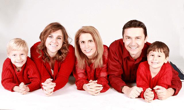 Bisnis foto keluarga yang menguntungkan