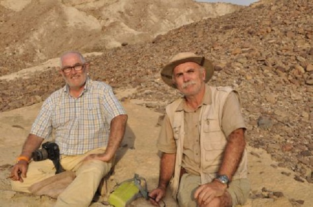 New field season at the Engel Ela-Ramud basin, Eritrea