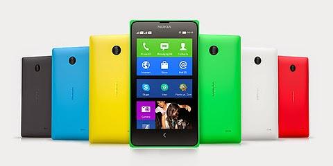 Harga Nokia X Android Terbaru Dan Spesifikasi