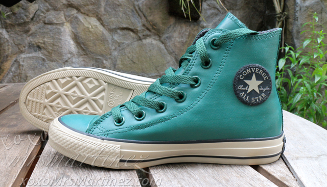 89f7d27ccb5e The Chuck Taylor All Star Rubber in Gloom Green Php 3