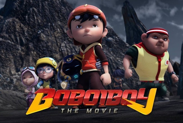 Foto dan Video BoboiBoy The Movie