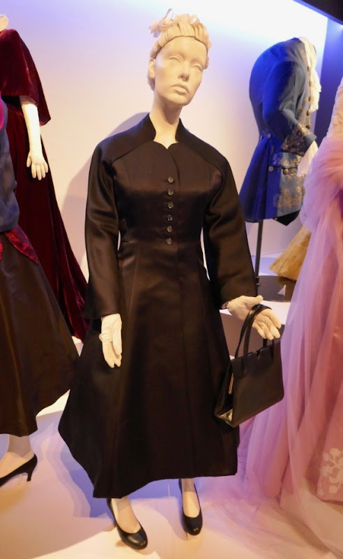 Lesley Manville Phantom Thread Cyril Woodcock costume