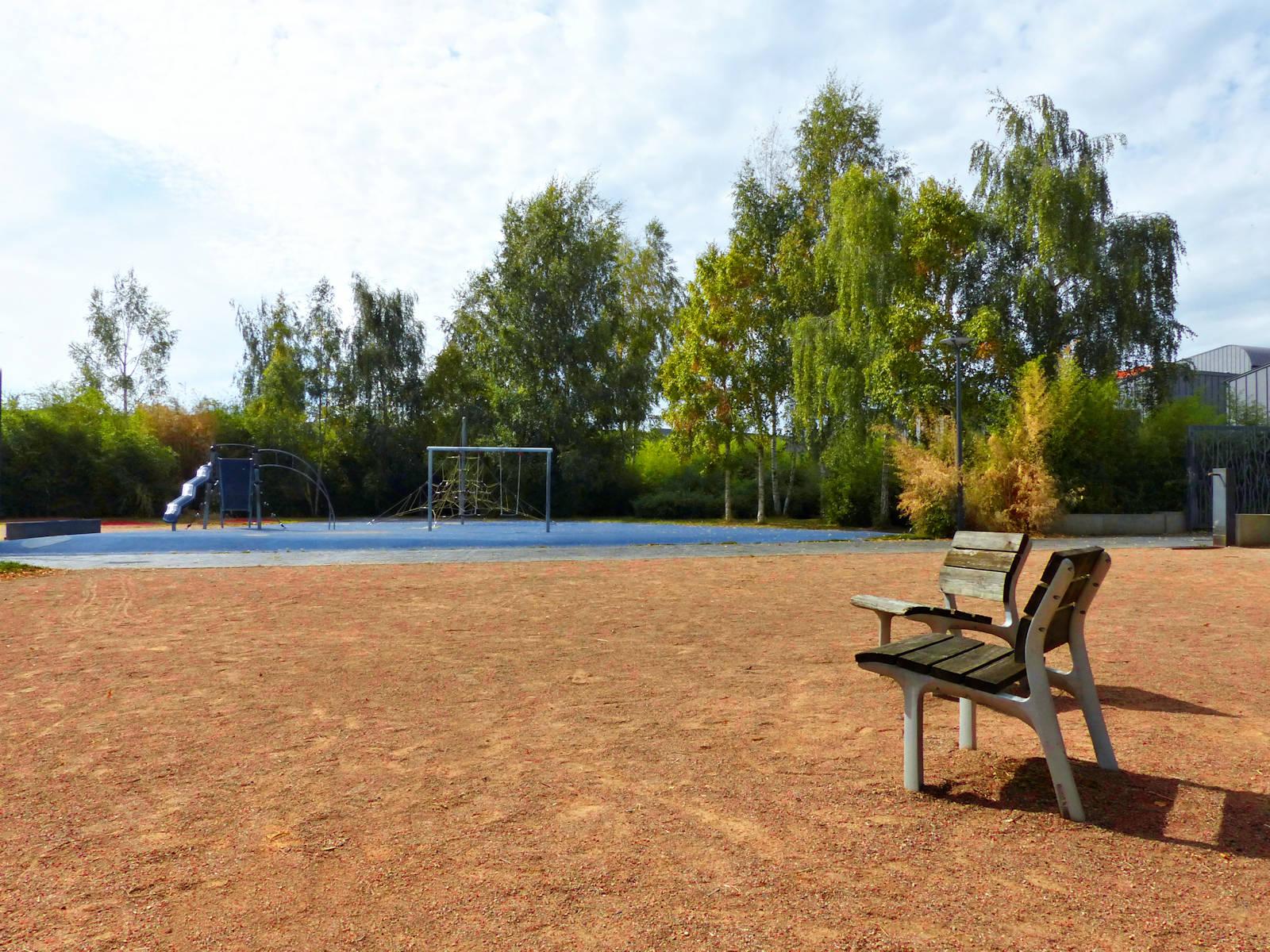 Jardin Jean Moulin, Tourcoing - Aire de jeu