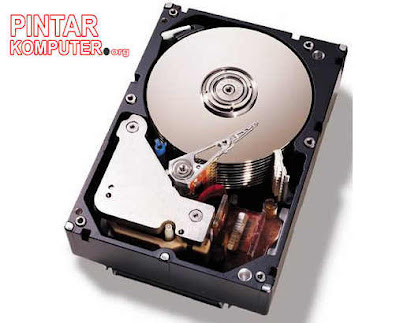Perangkat Keras Komputer beserta Gambar dan Fungsinya (Hard disk)