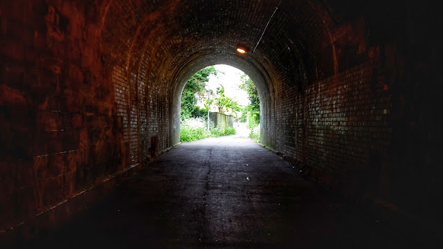 Project 365 2017 day 132 - Railway tunnel // 76sunflowers