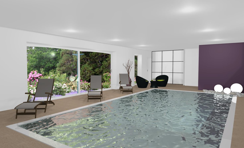 decoration autour de la piscine incroyable decoration autour de la piscine un jacuzzi dextrieur. Black Bedroom Furniture Sets. Home Design Ideas