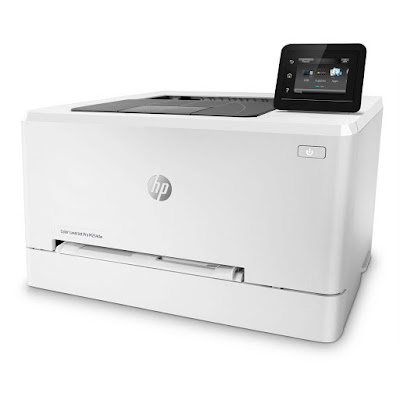 This compact color Light Amplification by Stimulated Emission of Radiation printer features fastest inwards HP LaserJet Pro M254dw Driver Downloads