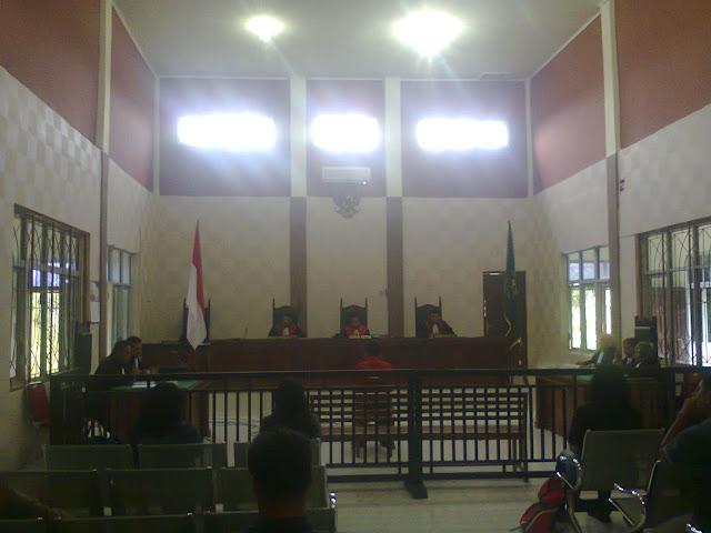 Penembak Umat Islam dalam Kasus Singkil Dituntut 6 Tahun Penjara