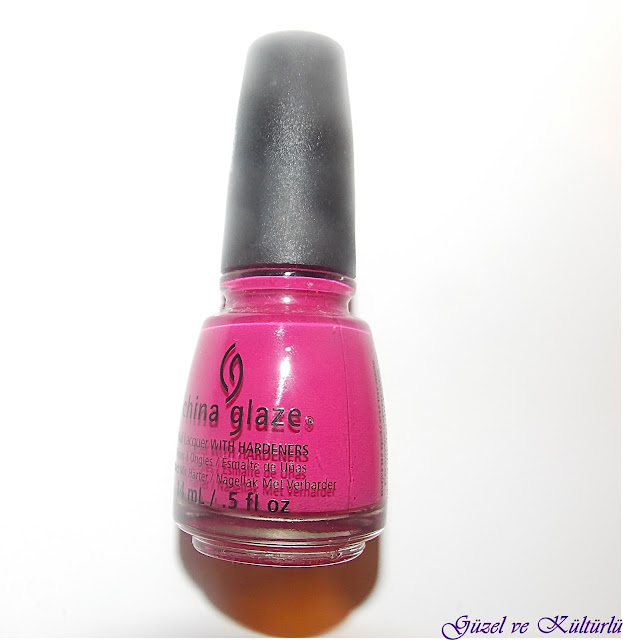 China Glaze  195 Numara
