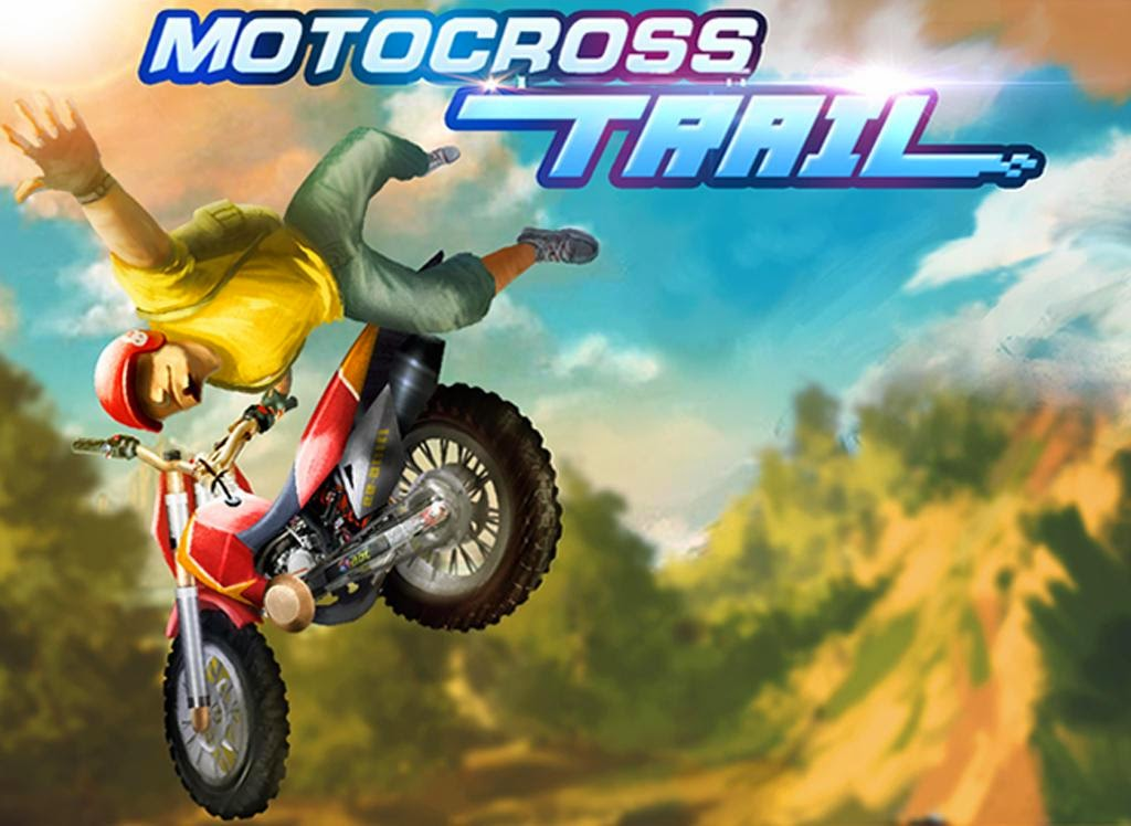 Download Motocros Trail Xtreme Mod ( Unlimited Coins ) Full Apk