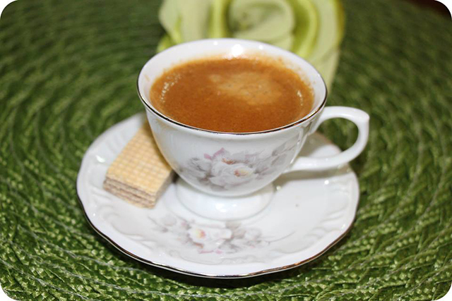 Jantar de Inverno : Café