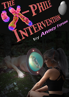 "Book cover: ""The X-Phile Intervention"" by Anney Fersoni"