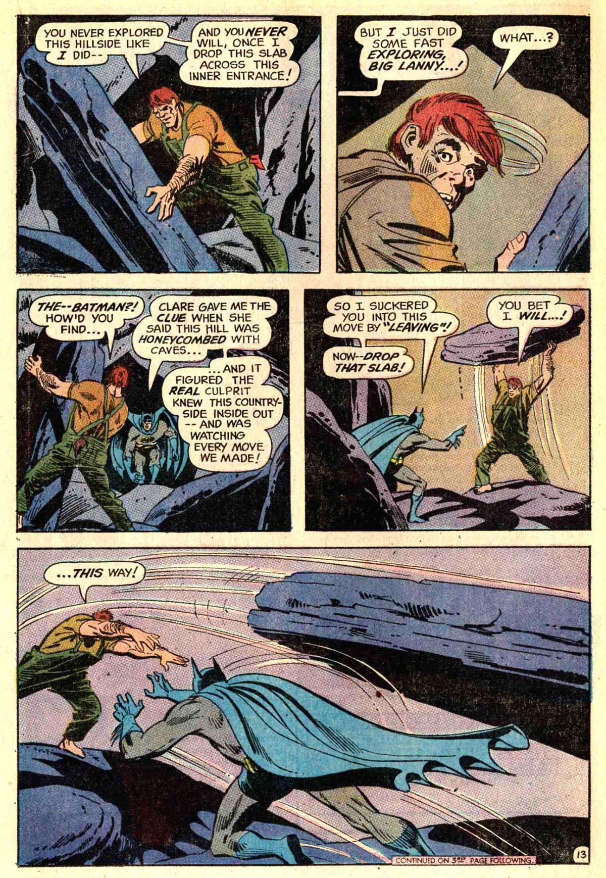 Detective Comics (1937) 413 Page 16