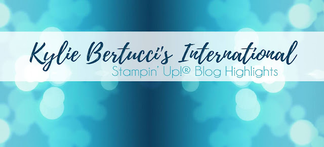 Kylie Bertucci's International Blog Highlight Facebook Link