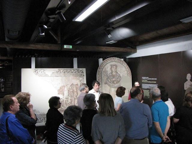 Ο Προοδευτικός Σύλλογος Ναυπλίου «Ο ΠΑΛΑΜΗΔΗΣ» ξεναγήθηκε στο Βυζαντινό Μουσείο Αργολίδας