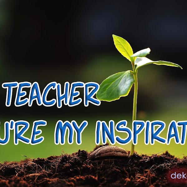 Guruku Inspirasiku