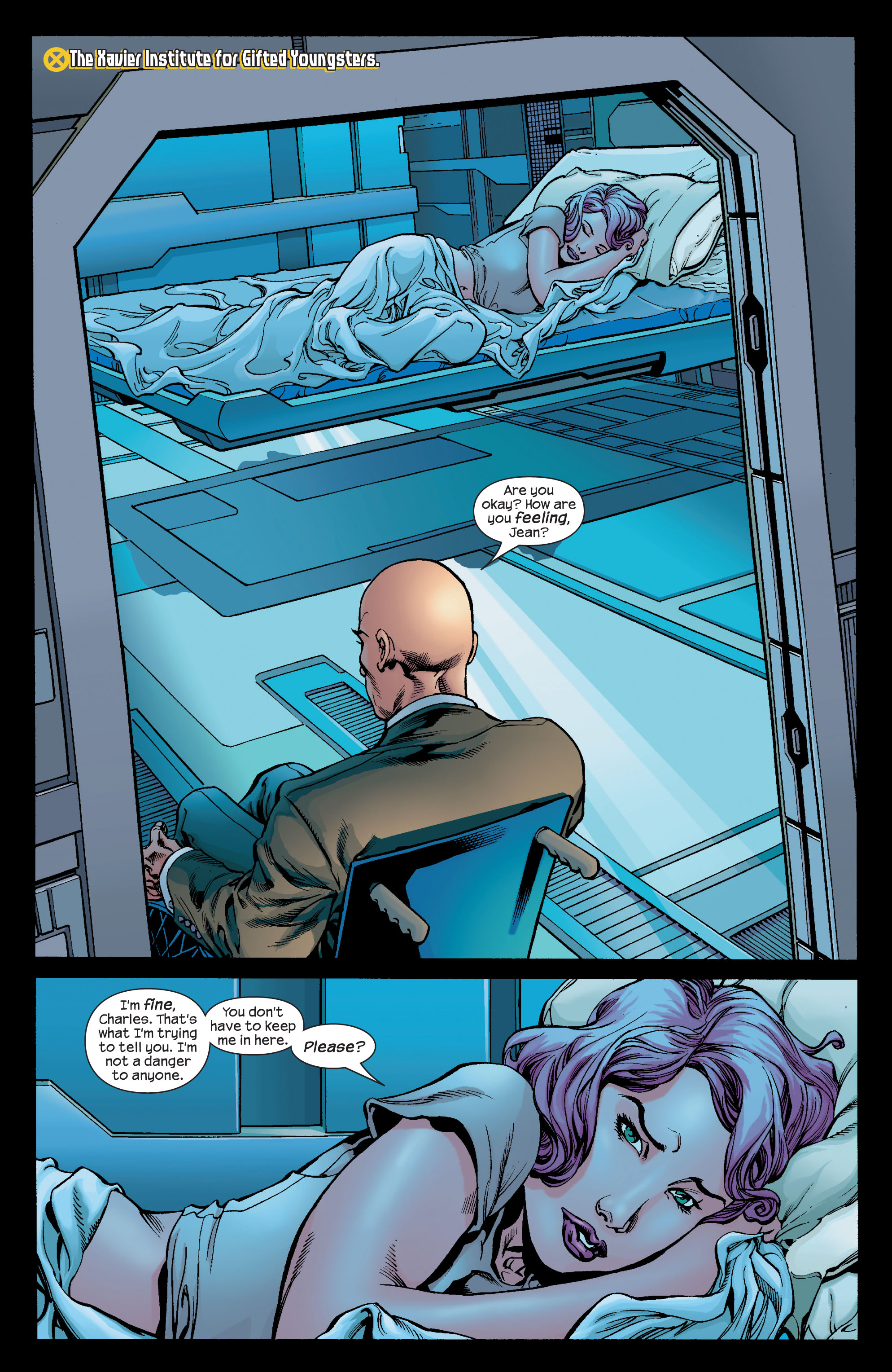Read online Ultimate X-Men comic -  Issue #72 - 12