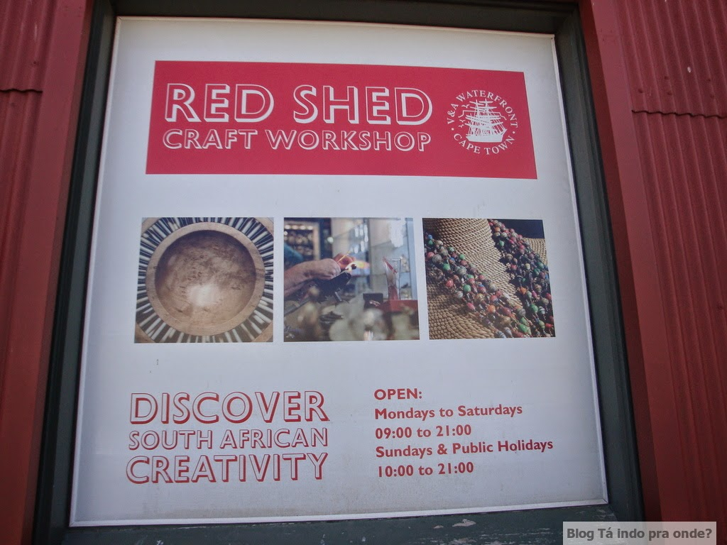 Red Shed Craft Workshop
