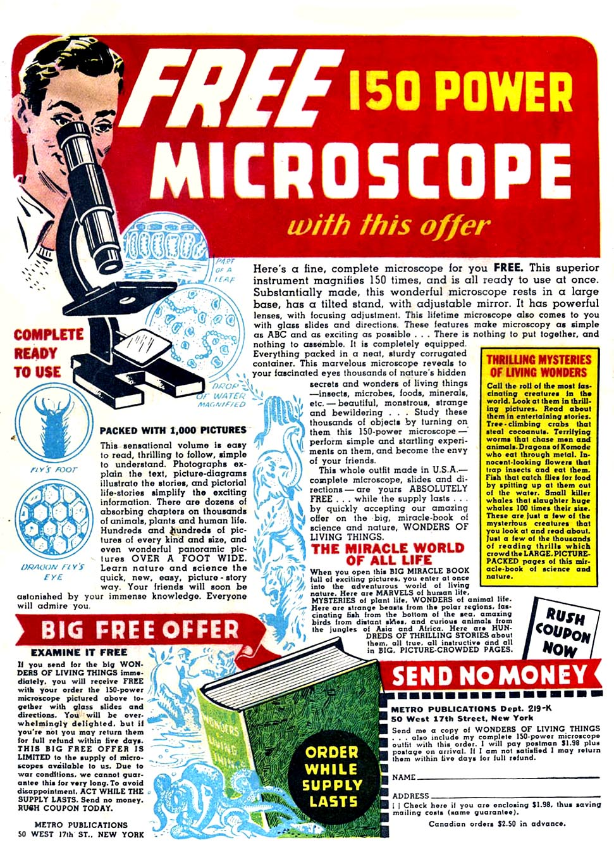 Read online All-American Comics (1939) comic -  Issue #52 - 59
