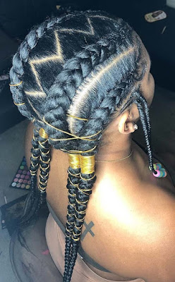 Looking for a simple to wear and natural black hairstyles ✘ 22+ Amazing African Black Hairstyles You May Love Right Now