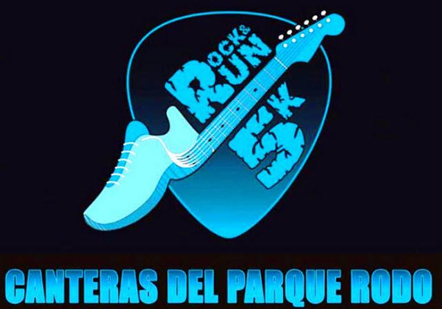 5k Rock & run en Canteras del parque Rodó (Montevideo, 17/dic/2016)