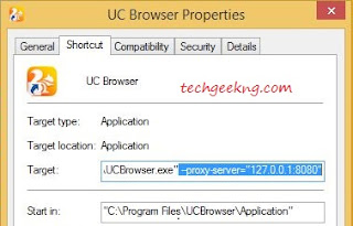windows proxy settings shortcut