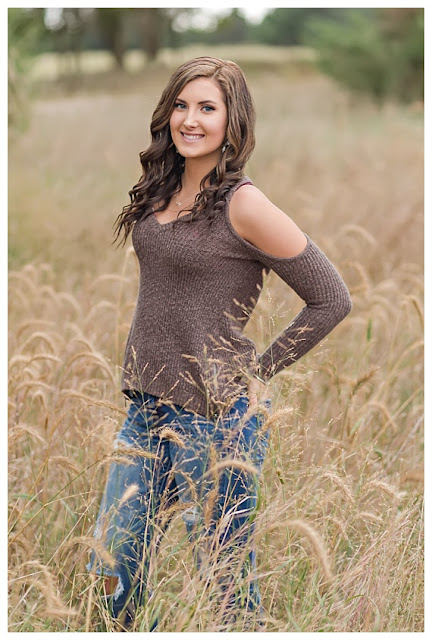 Nebraska Senior Photo session with Kerri D Photography
