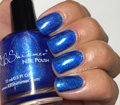KBShimmer Summer 2016; Along For The Tide