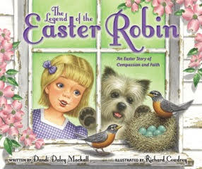 The Legend of the Easter Robin cover