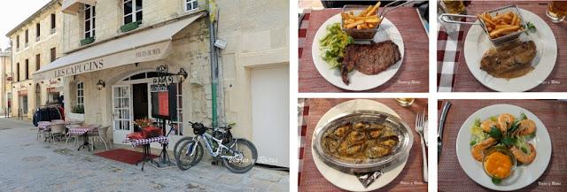 Restaurante Les Capucins de Aigues-Mortes